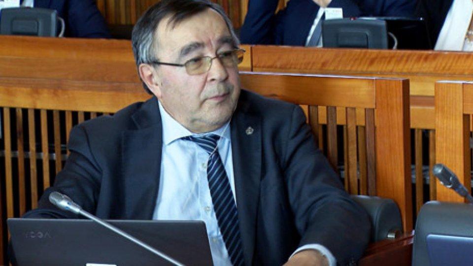 Il Segretario Augusto Michelotti