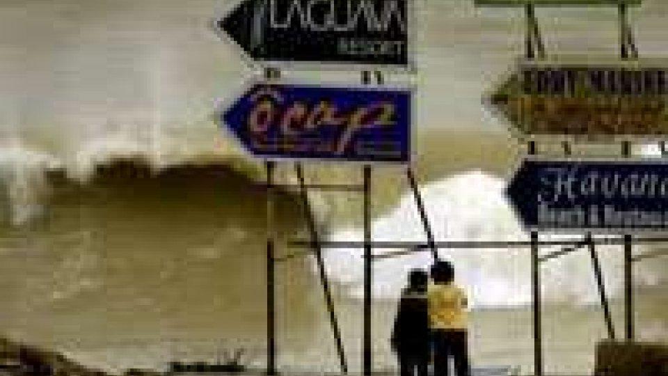 Disastrosa tempesta in Libano