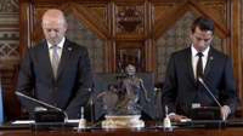 Stefano Palmieri e Matteo Ciacci3 maggio: il messaggio dei Capitani Reggenti per la giornata mondiale della Libertà di stampa