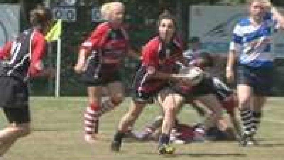 Rugby. Prima edizione per il Titano Pink