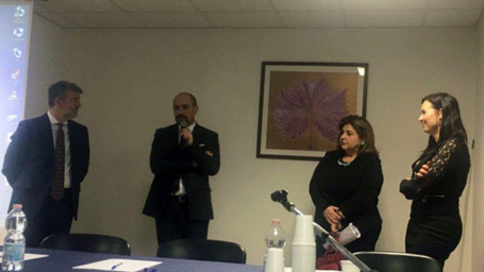 Il Segretario alla Sanità, Franco Santi in Domus Medica per parlare di privacy in ambito sanitario