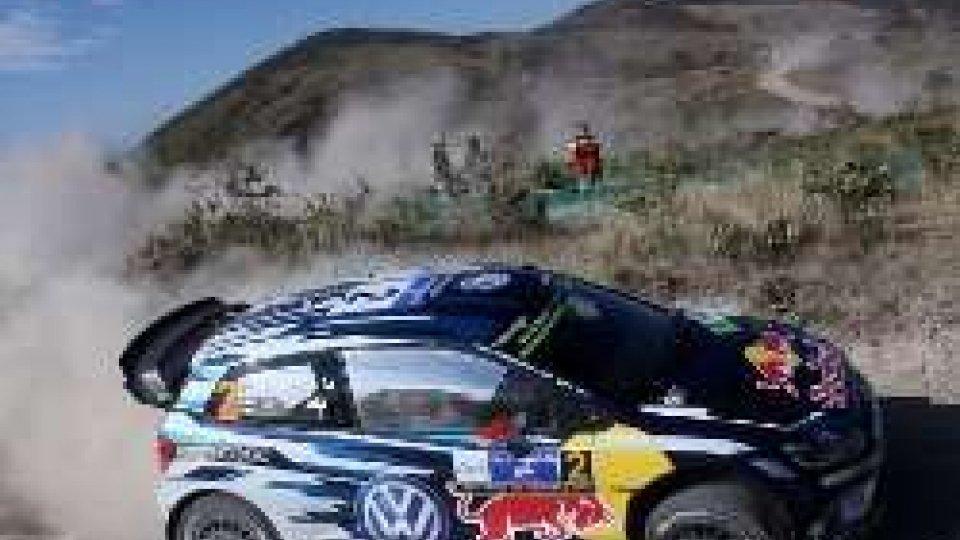 Il finlandese Jari Latvala ha vinto il rally del MessicoIl finlandese Jari Latvala ha vinto il rally del Messico