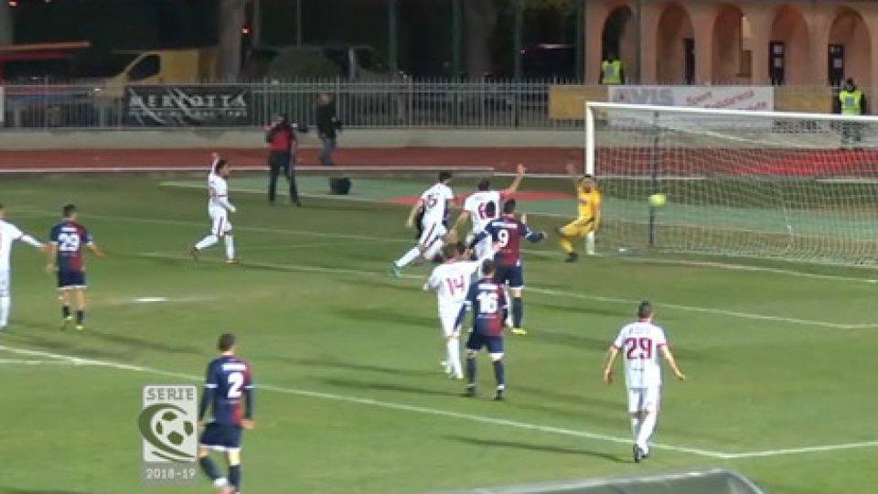 Imolese-Vis Pesaro 2-0Imolese-Vis Pesaro 2-0