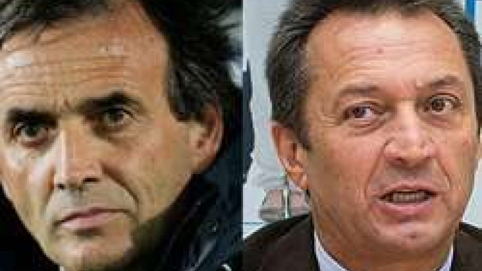 Giampaolo Mazza e Marco Tura