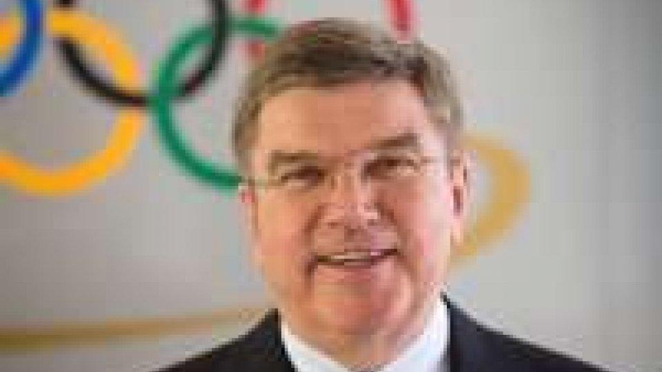 Thomas Bach nuovo presidente del CIO.Bach il nuovo presidente del CIO