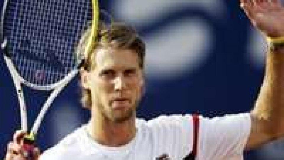 Tennis, Seppi saluta Dubai