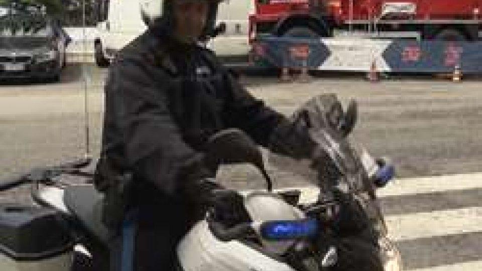 Gendarmeria, presto in servizio due nuove moto elettriche