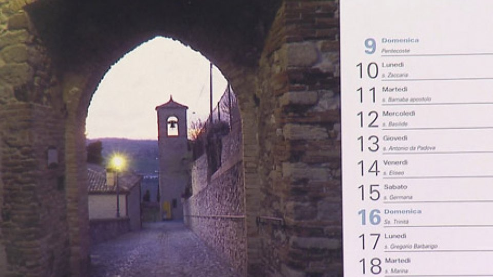 I calendari 2019 di Ido Rinaldi e Delfina UgoliniI calendari 2019 di Ido Rinaldi e Delfina Ugolini