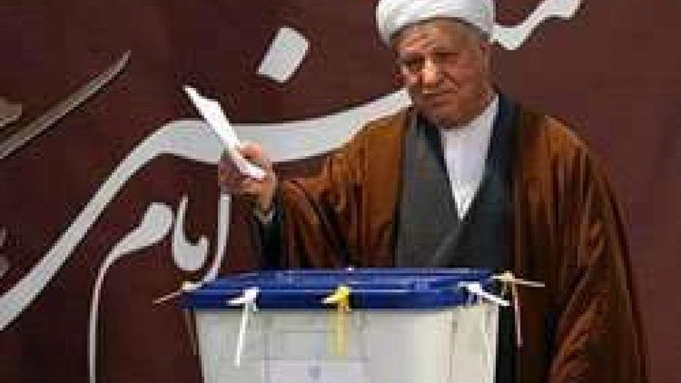 RafsajaniIran al voto, l'avanzata dei riformisti