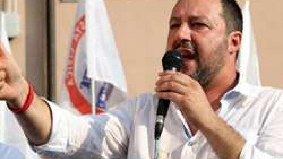 Matteo Salvini @ansa