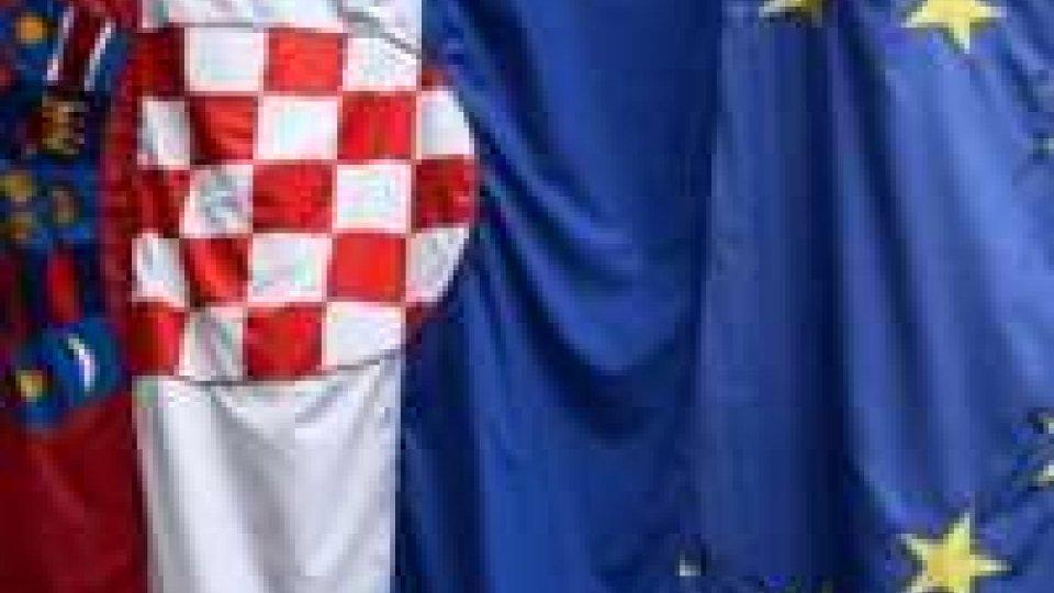 La Croazia è il 28° stati dell'Ue