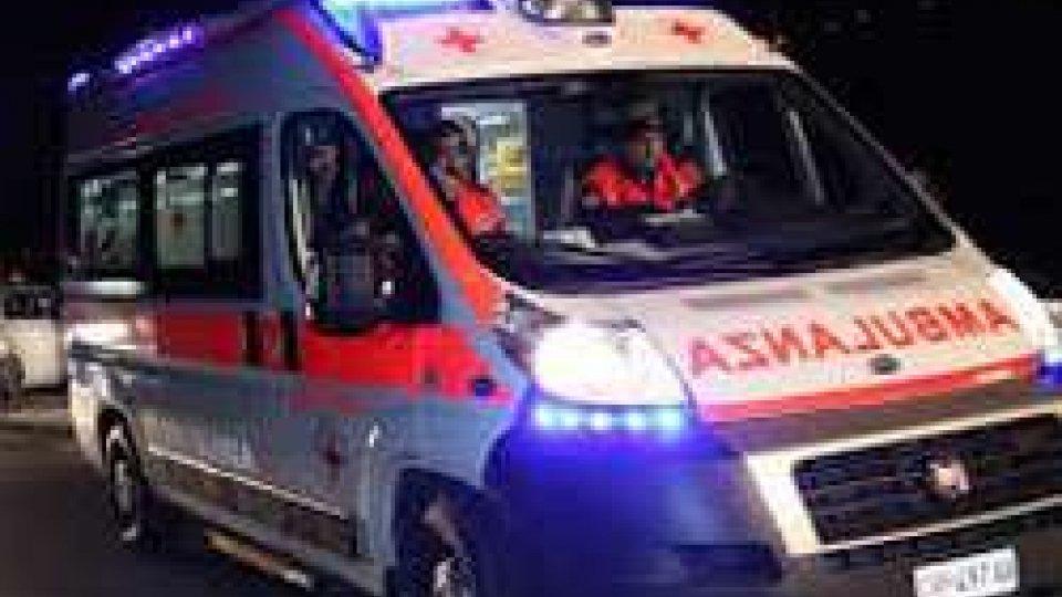 Incidente mortale a Misano