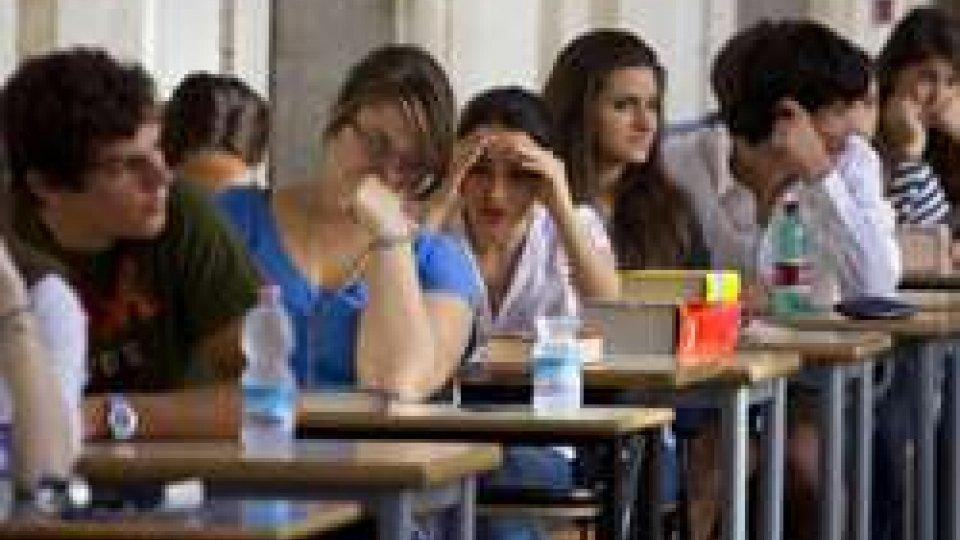 Maturità: studenti ancora sui banchi per la seconda prova