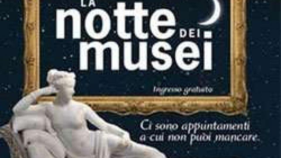 Beni culturali: stasera Notte Musei, costo simbolico 1 euro