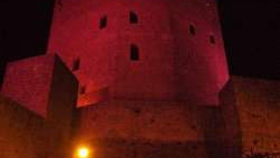 La Notte Rosa al Castello di Montefiore Conca