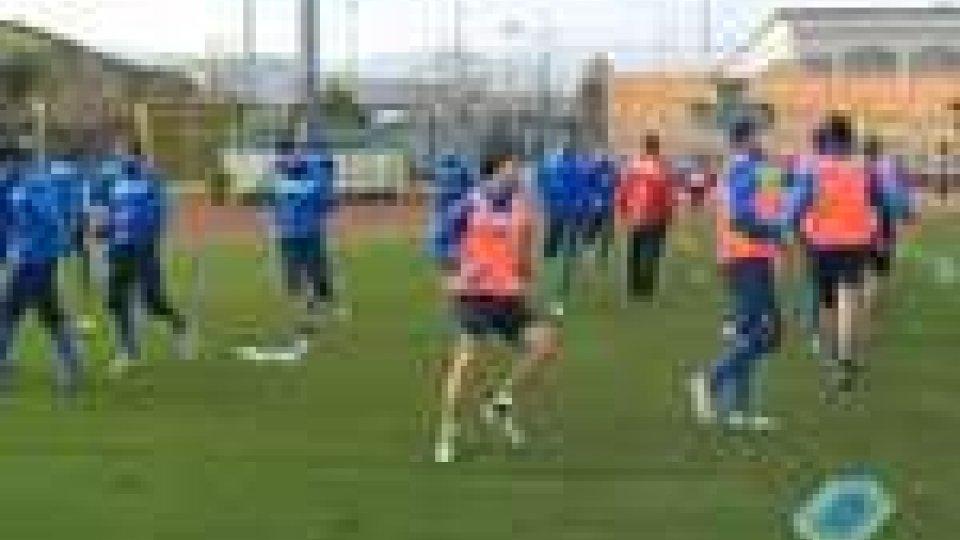 San Marino - Match impegnativo quello di domani per il San Marino che incontra la Giacomense del tecnico Massimo GaddaMatch impegnativo quello di domani per il San Marino che incontra la Giacomense del tecnico Massimo Gadda