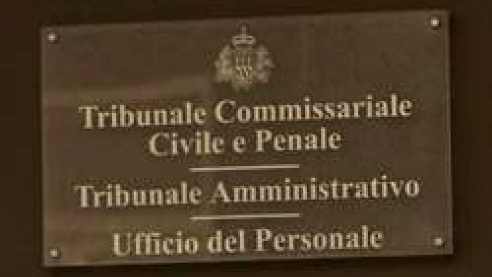 Tribunale San MarinoRiciclaggio: prima udienza del processo che vede, tra gli imputati, Michele Santonastaso
