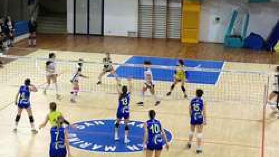 Volley, Lugo domina la Banca di San Marino ed è prima da sola