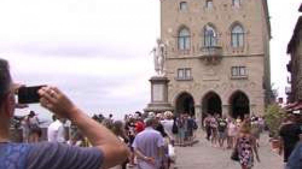 """Turismo a San MarinoTurismo a San Marino: presenze in aumento. Michelotti: """"Ora rimboccarsi le maniche"""""""
