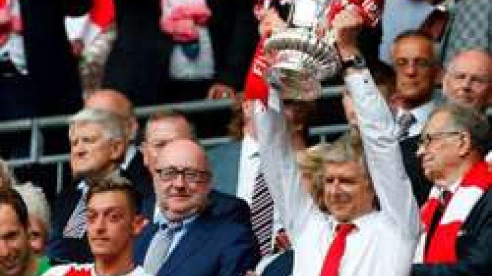 FA Cup: Arsenal-Chelsea 2-1