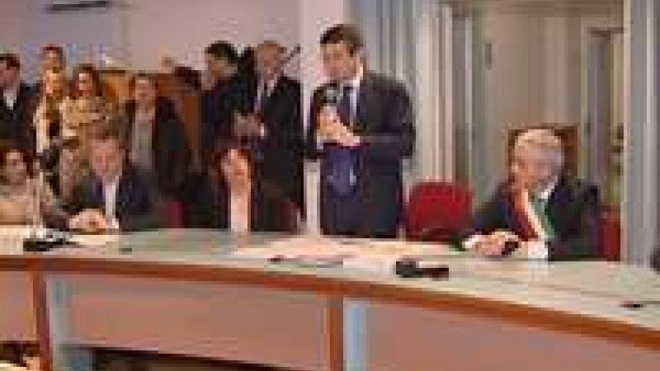 """Aeroporti, Lupi: """"per Rimini fondamentale rapporto con San Marino""""Aeroporti, Lupi: """"per Rimini fondamentale rapporto con San Marino"""""""