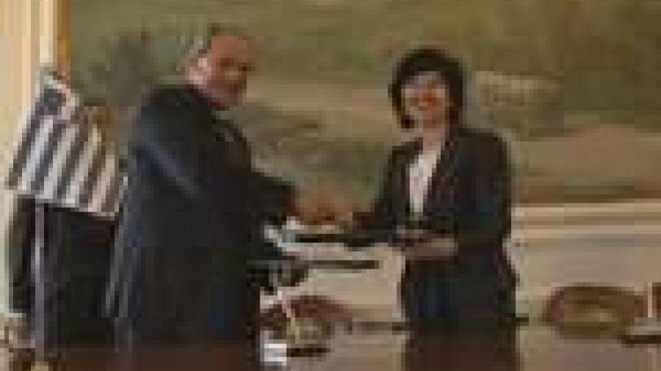 San Marino - Firmato con la Grecia un accordo per future collaborazioni in campo culturale, scientifico e in materia di istruzioneFirmato con la Grecia un accordo per future collaborazioni in campo culturale, scientifico e in materia di istruzione