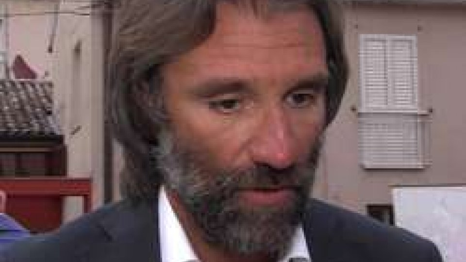 """Paolo BravoPaolo Bravo:""""Al Santarcangelo auguro di andare in serie A. Il D.S è in attesa di una chiamata"""