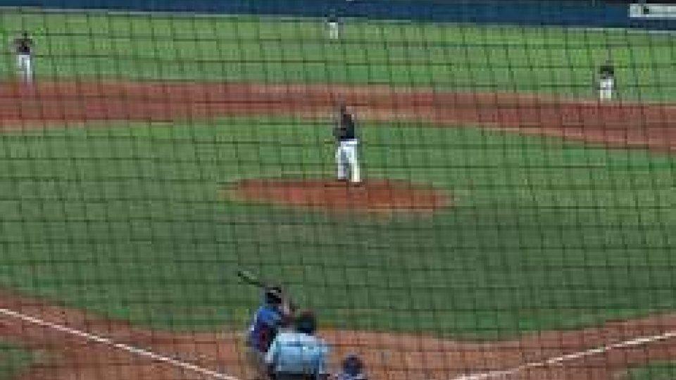 Baseball, la T&A scivola in gara1 con Novara