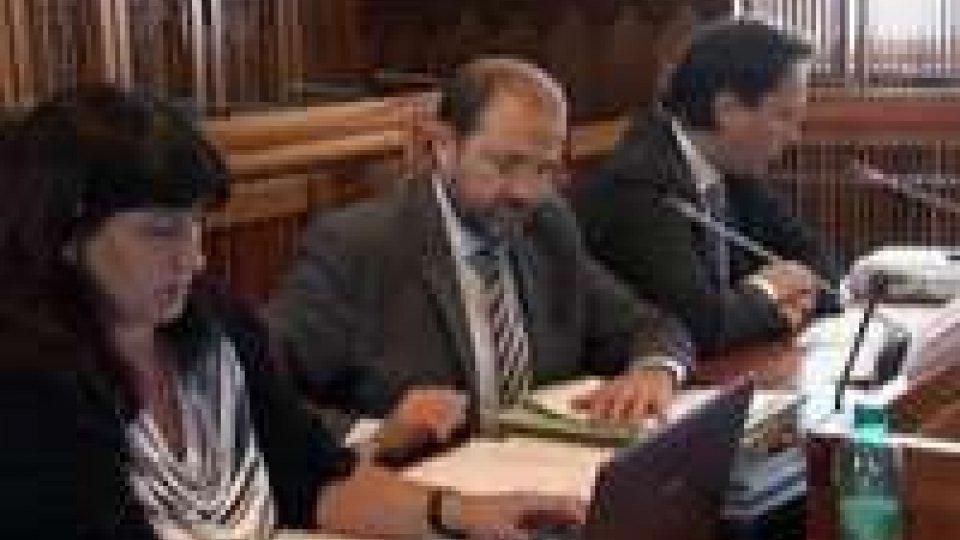 Commissione Finanze su armi ed esplosivi