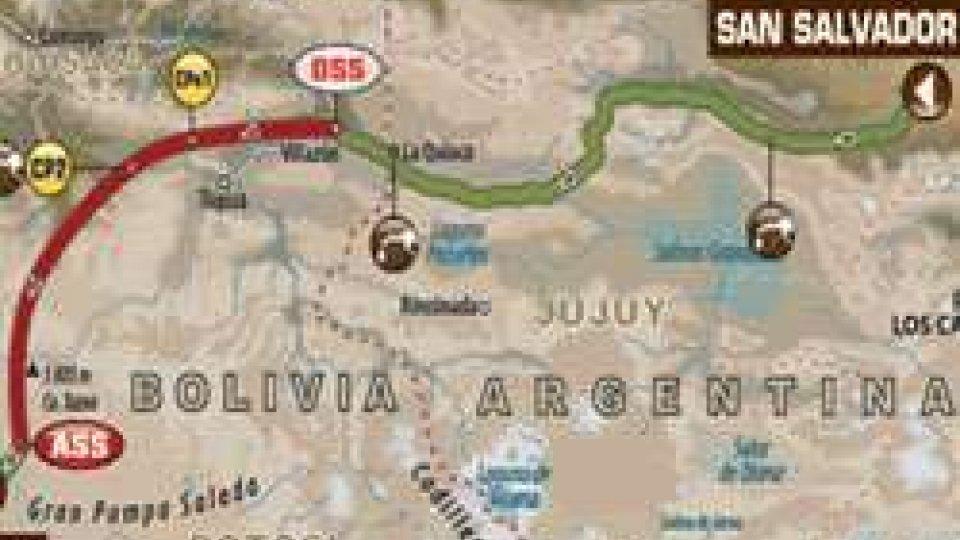 Dakar: ecco la seconda parte della marathon con passaggio in Bolivia a 4600 metri