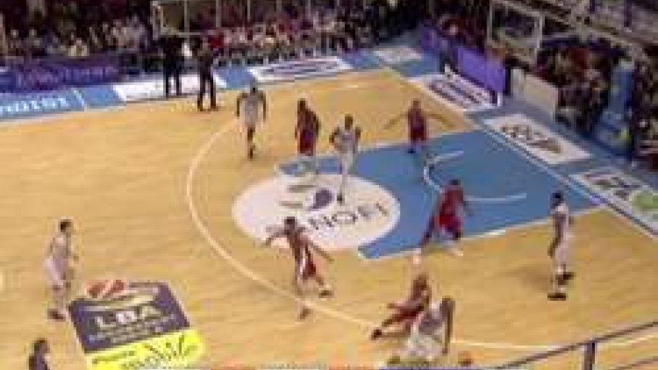 Serie A basket, Brindisi batte Milano e infiamma la corsa playoffSerie A basket, Brindisi batte Milano e infiamma la corsa playoff