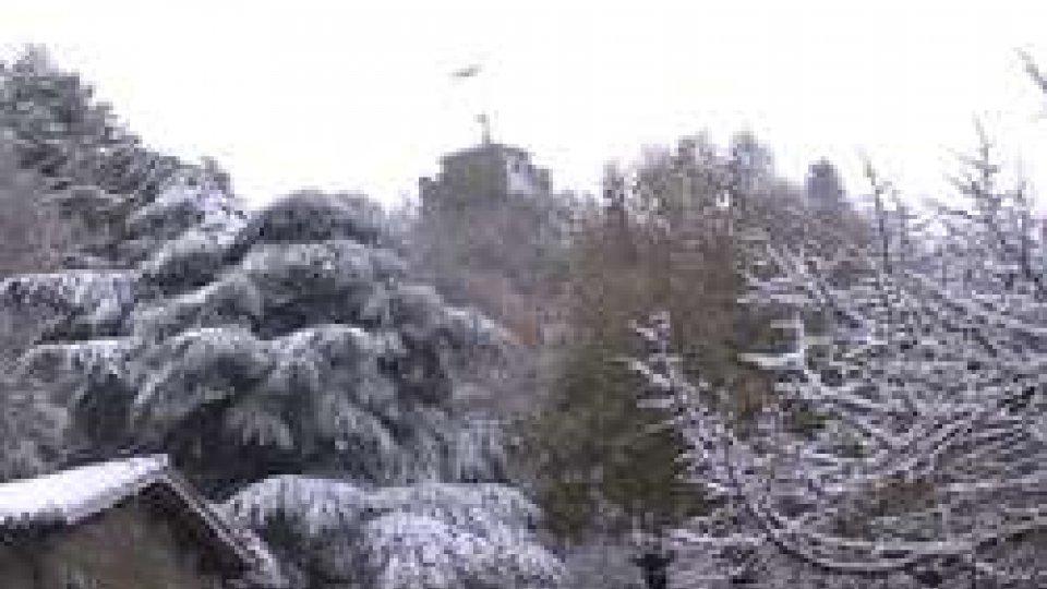 Allerta meteo per domani. La Protezione civile anticipa neve e vento forte