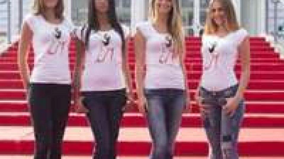 Miss Italia: le finaliste dell'Emilia Romagna contro femminicidio