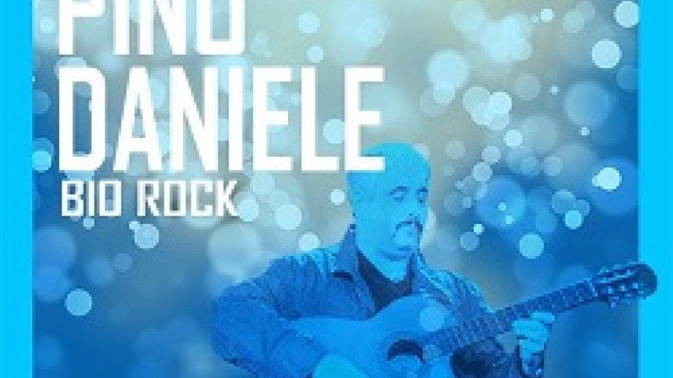 Pino Daniele Bio Rock