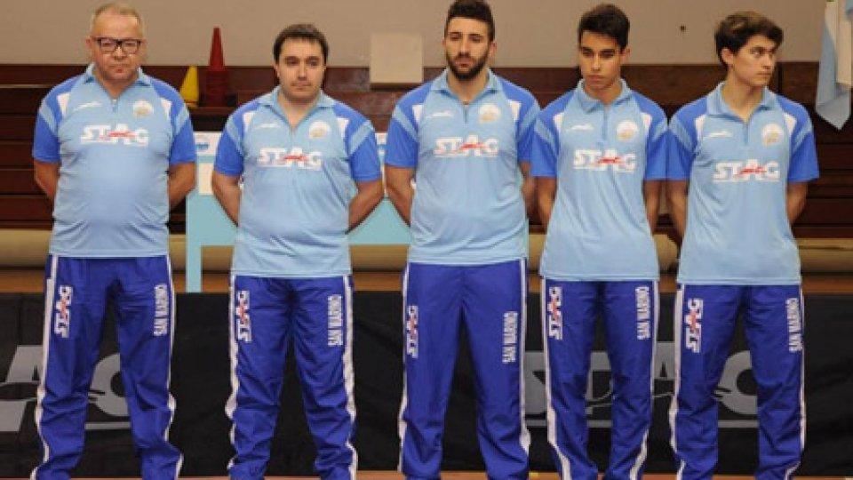 """La squadra di Tennis TavoloTennis Tavolo, coach Stefanelli: """"Vittoria in Azerbaijan storica, ora testa ai Giochi dei Piccoli Stati"""""""