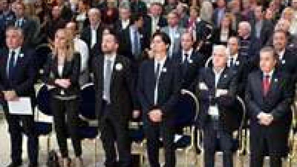 """Presentazione ufficiale per coalizione """"Intesa per il Paese""""Intesa per il Paese si presenta"""