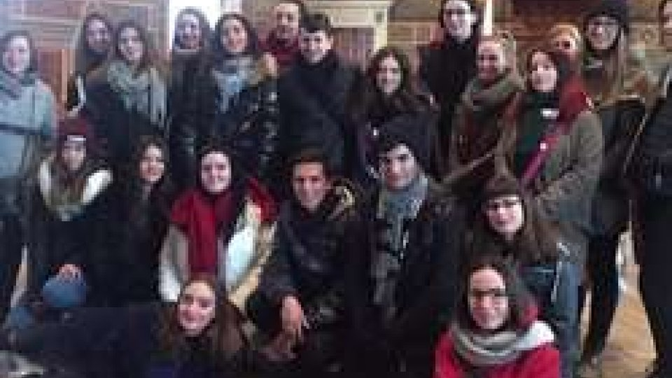 San Marino tra le mete d'arte per alcuni studenti australiani