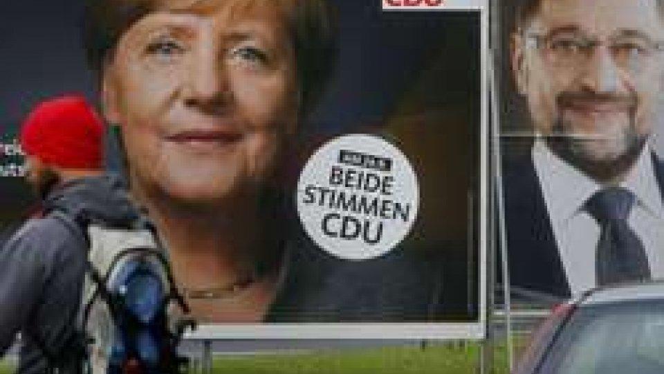 Germania al voto: Schulz sfida al Merkel