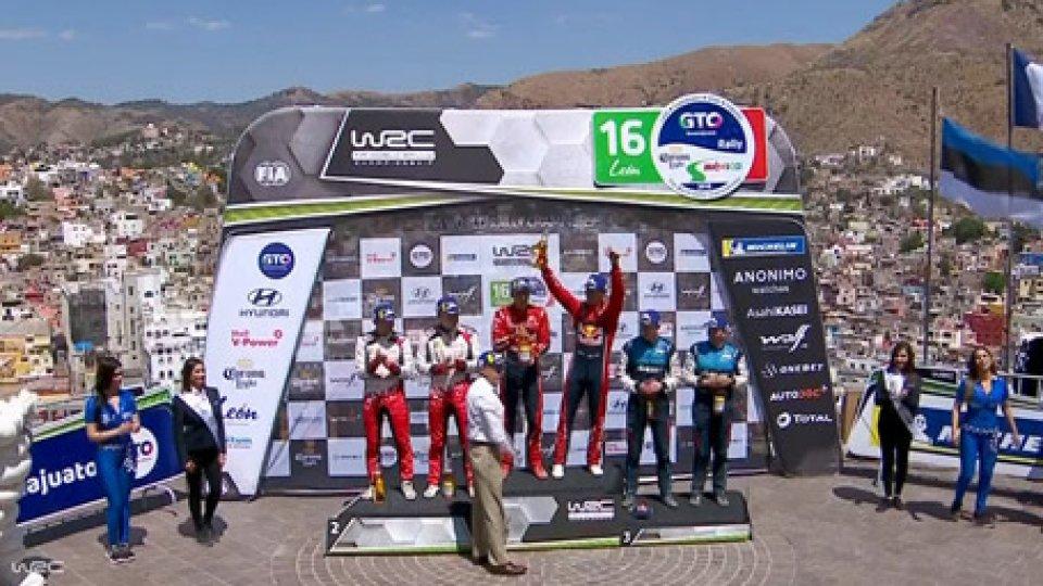 Ogier primo nel WRC, Mortara nella FormulaE