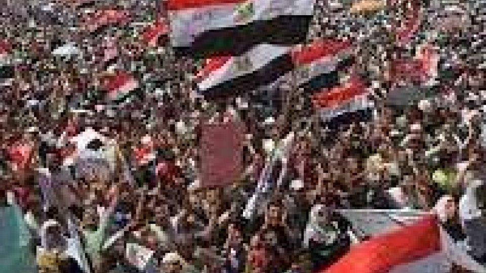 L'Egitto verso la formazione di un nuovo governo