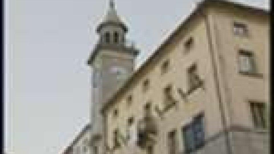 Torre Campanaria di di Borgo Maggiore