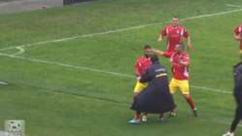 Modena - Albinoleffe 0-1Modena - Albinoleffe 0-1