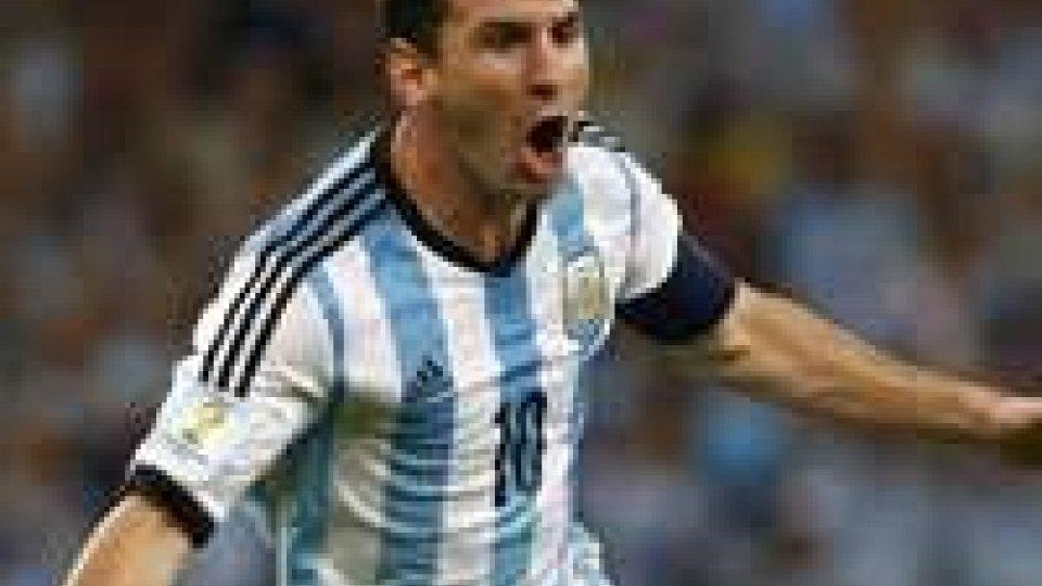 Mondiali: il ct segue consigli di Messi. Confermato per l'Argentina il 4-3-3