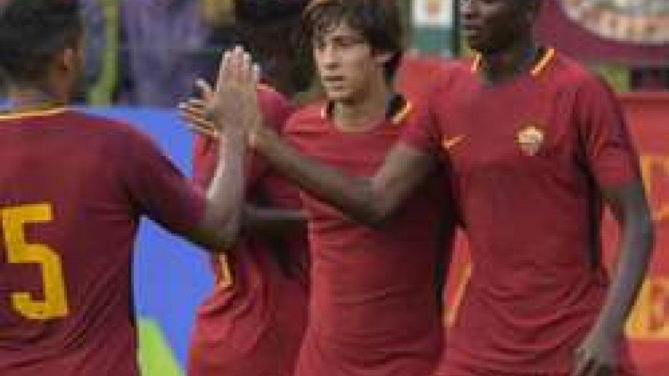 Roma, Sadiq stende lo Slovacko: l'amichevole finisce 1-0Roma, Sadiq stende lo Slovacko: l'amichevole finisce 1-0