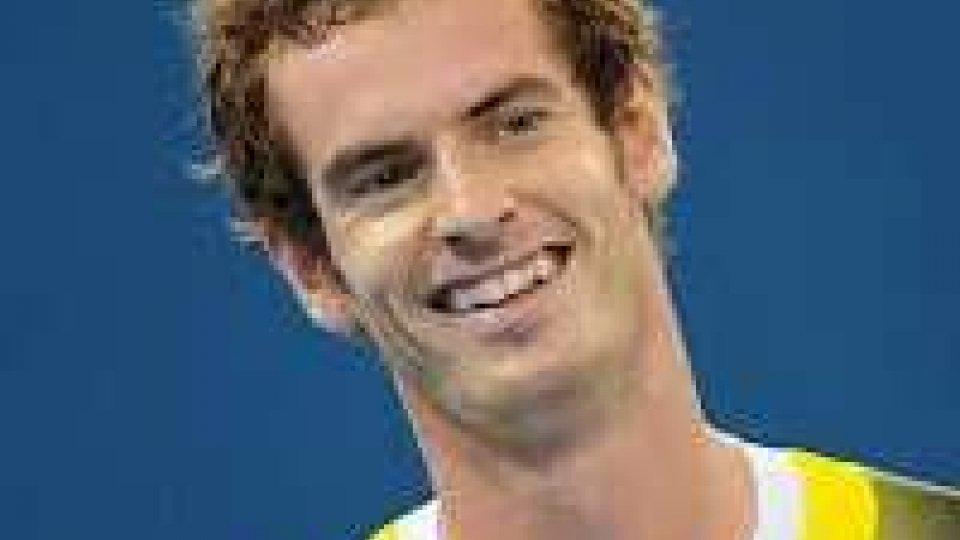 Tennis: Murray 2° nella classifica Atp