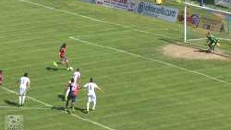 Sambenedettese - Santarcangelo 2-3Sambenedettese - Santarcangelo 2-3