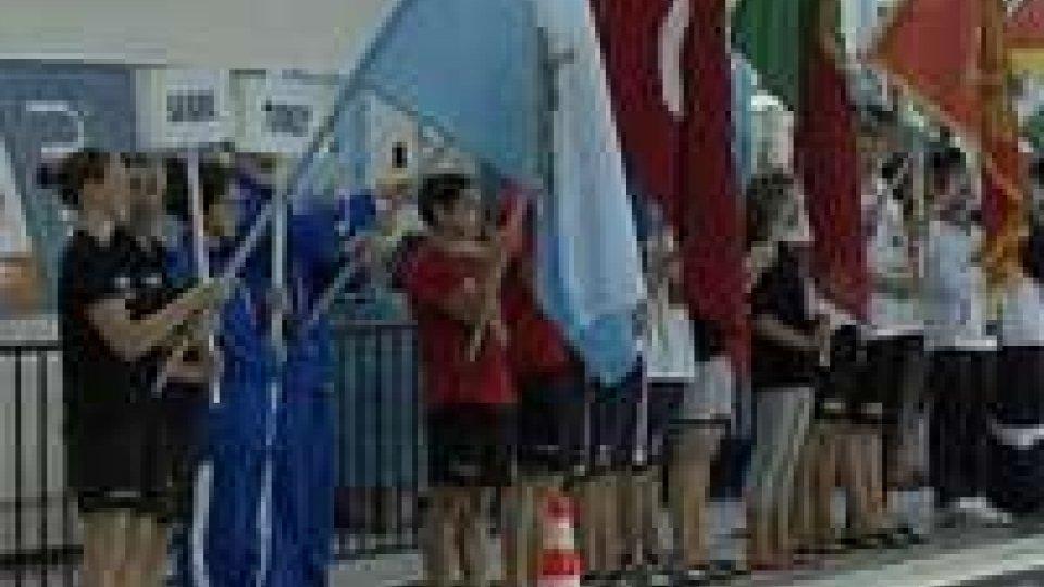Al Multieventi la 19' edizione della Mediterraneo Cup di nuoto