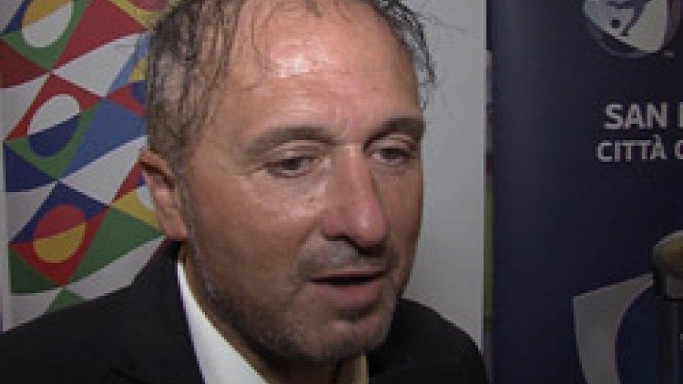 """Fabrizio CostantiniU21, Costantini: """"Fatto tutto quanto nelle nostre possibilità"""""""