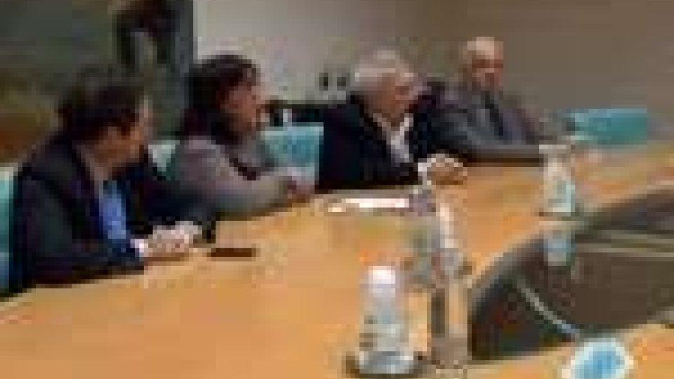 """Errani porta il caso """"frontalieri-San Marino"""" all'attenzione del Governo italiano"""