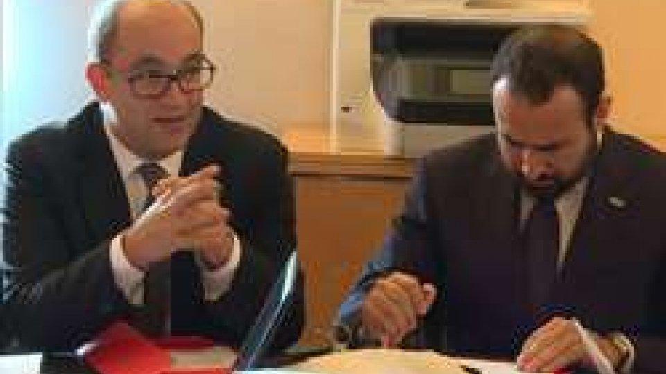 Matteo Fiorini e Enrico CarattoniSindacato: il Collegio Garante giudica ricevibile il ricorso contro gli ex Capi di Stato Fiorini e Carattoni